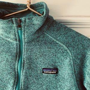 Patagonia Half Zip Better Sweater